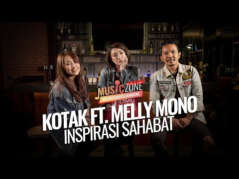 Download  Kotak ft. Melly Mono - Inspirasi Sahabat - Live at  ZONE Gratis, download lagu terbaru