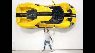 Conoce el nuevo Ford GT! *No me la esperaba* | Salomondrin