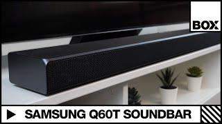 Samsung Q60T Soundbar Review and Overview!