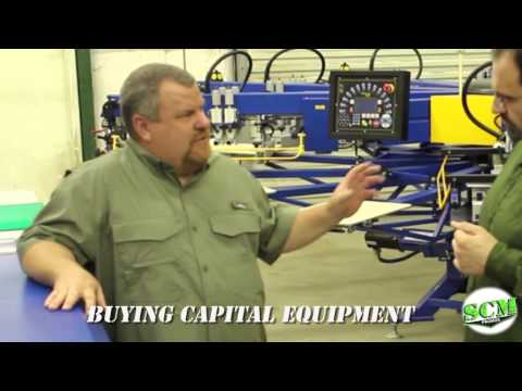 Buying Capital Equipment - SCM Promos, Printex Spectrum