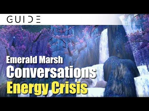 [Guide] Aura Kingdom Conversations Achievements - Energy Crisis in Emerald Marsh [HD]
