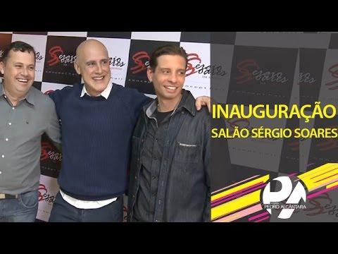 Inauguração Salão Sérgio Soares