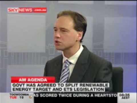 Greg Hunt on Sky News, 17th August 2009.