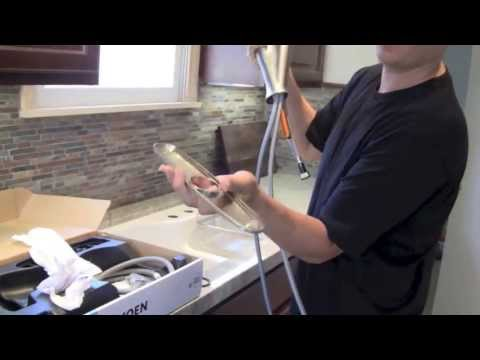 How to install a Kitchen Faucet Step-by-Step