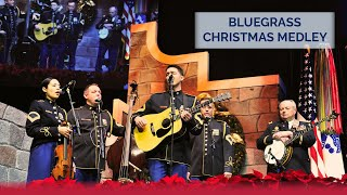 Bluegrass Christmas Medley The U S Army Band 39 S 2015 American Holiday Festival