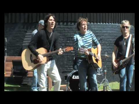 Rehearsal Footage - 19th May 2010