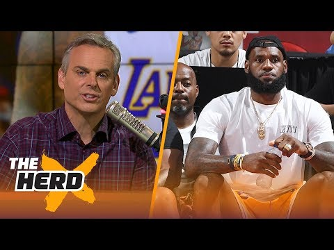 Colin Cowherd: Obsessive is the difference between great and legendary   NBA   THE HERD