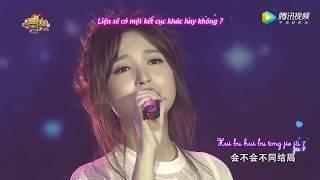 [Vietsub] Thần Thoại Trăng Sao ( Live) - 星月神话 - Kim Sa - Thần Thoại 2010 OST