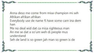 Watch Ice Mc Afrikan Buzz video