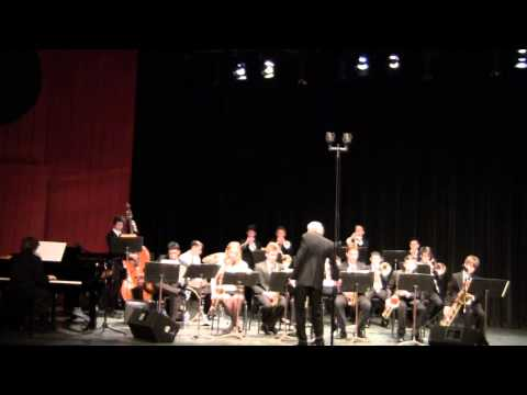 NASSAU SUFFOLK JAZZ BAND @ CW POST TILLES CENTER 4/21/13 JERU & YARDBIRD SUITE