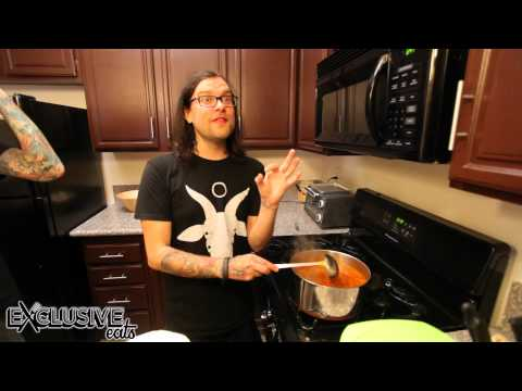 Exclusive Eats - Episode 1 w/ Bert McCracken