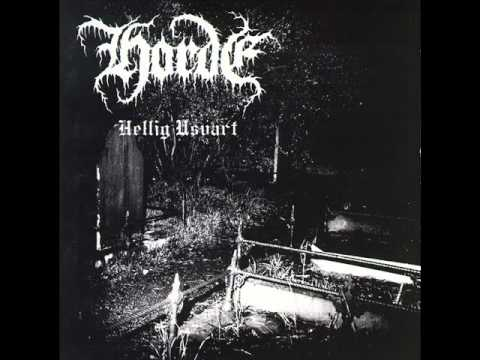 Horde - Silence The Blasphemous Chanting