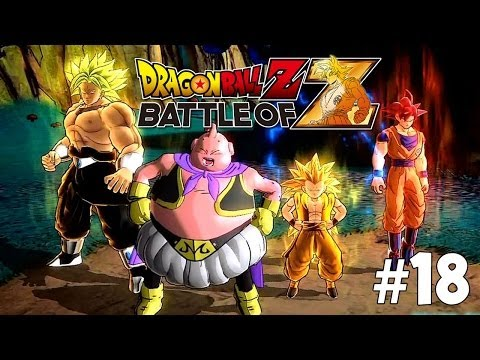Dragon Ball Z Battle Of Z: Story Playthrough - SUBSCRIBERS! (Co-op Mode #18)
