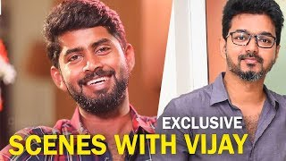 WHAT Vijay Sethupathi Told Kathir For Acting with Vijay in Thalapathy 63