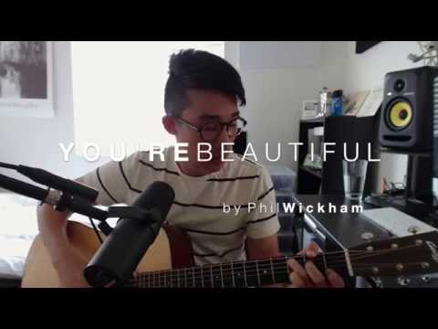 Phil Wickham - You're Beautiful    Cover By Shawn Skim video