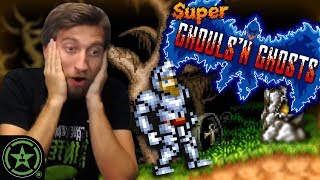 Ultimate Double-Jump Betrayal - Super Ghouls 'N Ghosts | Play Pals