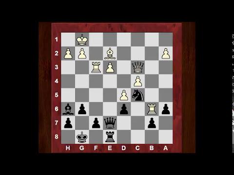 Tigran Petrosian Top 22 Amazing Chess Sacrifices! - 9th World Chess Champion 1963–1969
