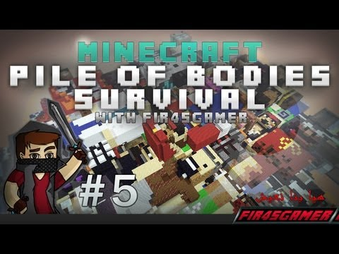 Fir4sGamer Pile of Bodies Survival هيا بنا نعيش #5