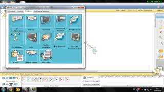 Setting up Simple Network on Cisco Packet Tracer (BASIC)