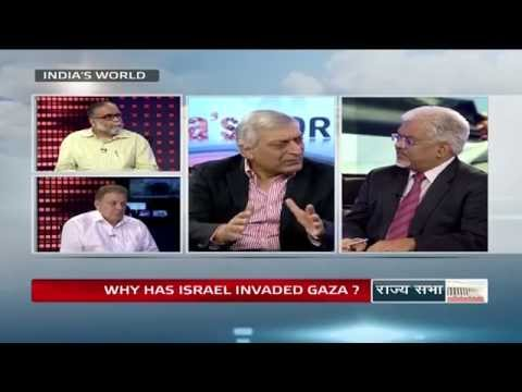 India's World - Why has Israel invaded Gaza?