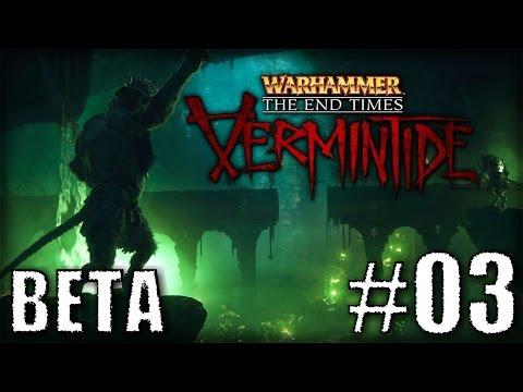 "Let´s Play ""Warhammer: End Times – Vermintide"" #03 (German/Deutsch) Ahhh!!! Sie sind überall [HD+]"