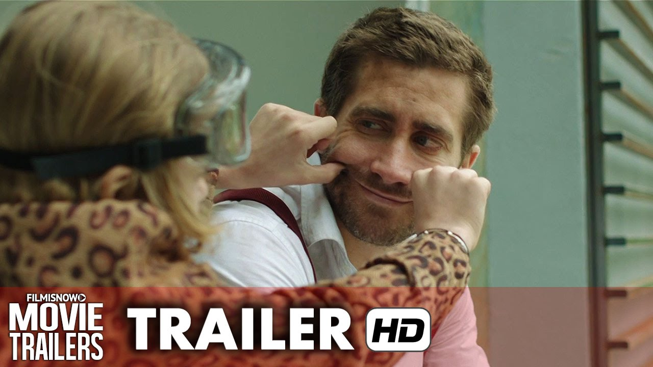 DEMOLITION New Official Trailer #2 - Jake Gyllenhaal Movie [HD]