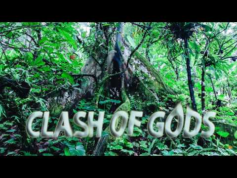 «Clash of Gods» is theatre, dance, DJ-set and audio-visual media collage. The performance by Thomas Burkhalter and Christophe Jaquet leads midst into the battle for cultural, political, moral...