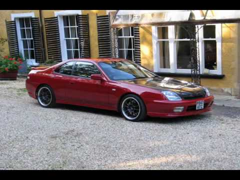 1997 honda prelude owners manual
