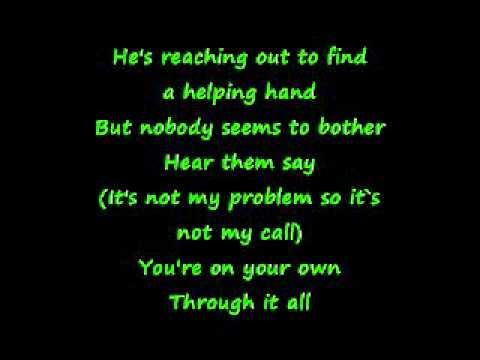 Celine Dion-Love Is All We Need With Lyrics