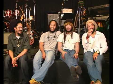 Bob Marley Brothers The Marley Brothers Sit Down