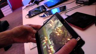 Qualcomm's Dual-core is asynchronous, demonstrated at Computex 2011