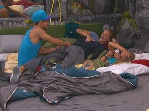Cody Gets a Butt Massage - Live Feed Highlight