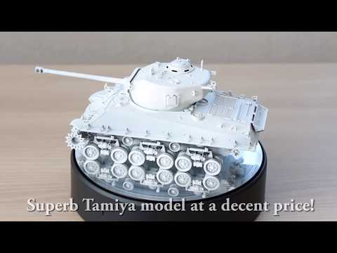 Tamiya 1/35 Sherman Easy Eight Step by step build