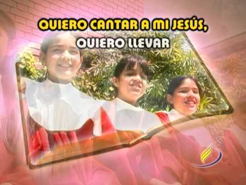 Quiero Vivir Y Cantar Canto Adventista Para Niños video