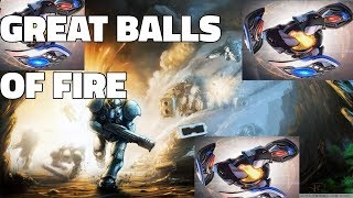 Starcraft 2: Great Balls of Fire! (Only Disruptor Build)
