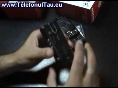 Nokia N95 vs Sony Ericsson W995 Audio Test - www.TelefonulTau.eu -