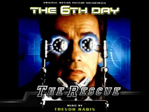Trevor Rabin - The Rescue (6th Day OST)