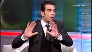 عمرو جمال وعلاقته مع ميسى وحضور تمرين برشلونه