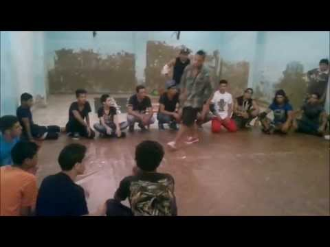 Bboy Dark VS Bboy Bono