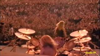 Metallica - Enter Sandman (Moscow 1991) [Studio Editing HD HQ]