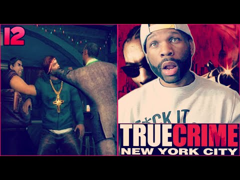 TRUE CRIME NEW YORK CITY WALKTHROUGH GAMEPLAY PART 12 - BEEN OJ WITH THE KNIFE BOY