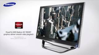 Samsung New All-in-One PC SERIES 7 (27 inch) - A Closer Look