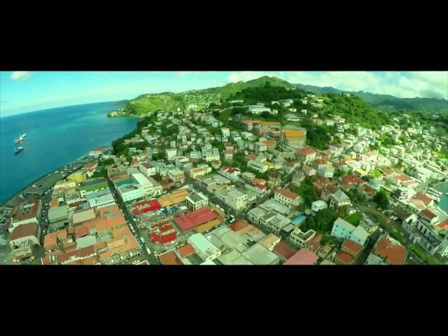 Saddie & Stephen J - My Island (Official Music Video) - Grenada Soca 2015 thumbnail