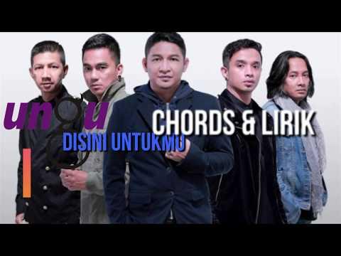 Download Chord Ungu - Disini Untukmu Mp4 baru