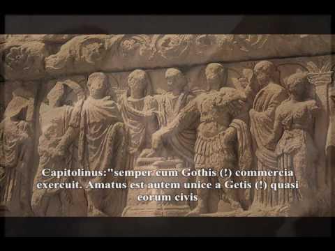 Geto-Dacii Liberi - Carpii -In Romaneste