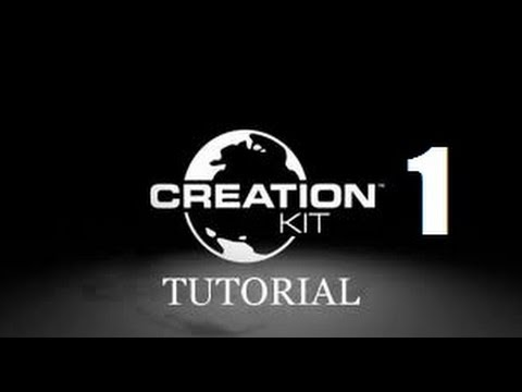Skyrim Creation Kit Tutorial Part 1 - Creating a Custom Player Owned Home (1080p HD)