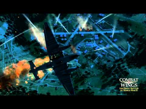 New Combat Wings Great Battles of World War 2 HD trailer - PC PS3 X360 Wii