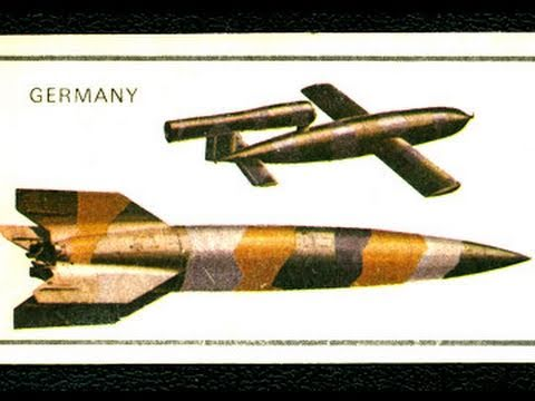 German WW2 Weapons V2 ...