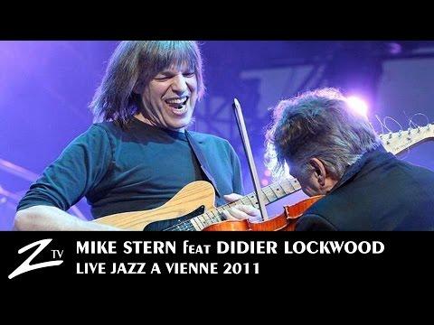 Mike Stern, Didier Lockwood, Dave Weckl&Tom kennedy