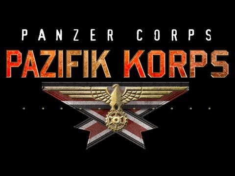 Panzer Corps Pacific War (DMP Pazifik Korps Add-on)